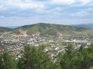 Гора Улан-Бас с г. Крестовуха