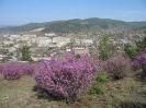 Гора и Чёртов Угол с г. Улан-Бас