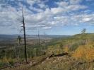 На Гыршелунском Камне осенью