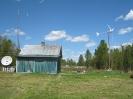 Метеостанция (технические сооружения на территории Хилокского района). Июнь 2013 г.
