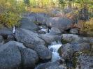 Ревущая между глыбами речка Зун-Хуртэй
