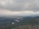 Меандр реки Хилок. Майский снег